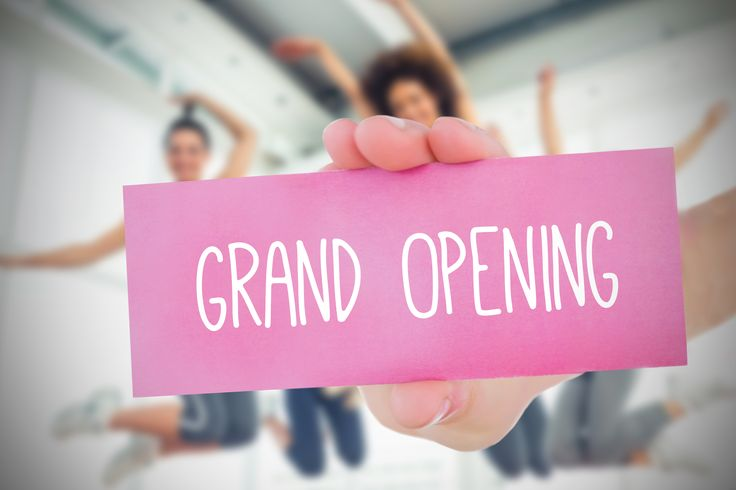 Now that you're about to get started opening a dance studio, you have to begin planning your initial marketing strategies to let the public know that you now exist. We also recommend planning a large Grand Opening event, which can be the centralized theme of your early marketing efforts.