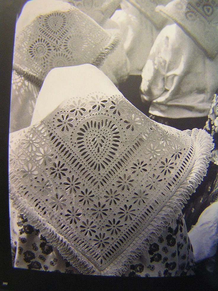 Boldog, Hungary - lace