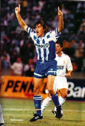 Dimitri Radchenko, Deportivo La Corunya