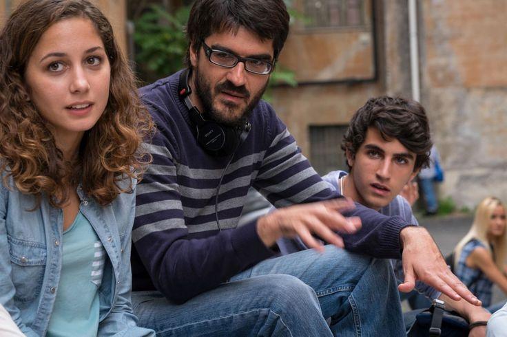 Blu Yoshimi, il regista Roan Johnson e Luigi Fedele © Antonello Montesi