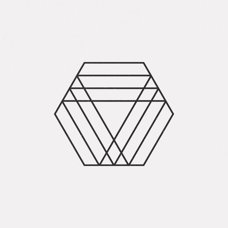 #DE16-790  A new geometric design every day