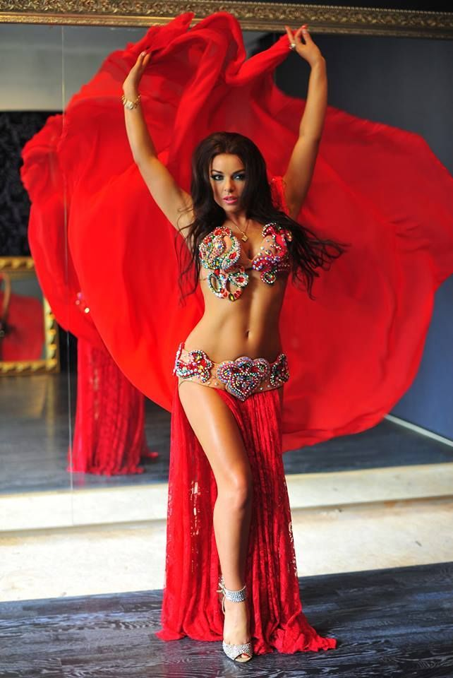 Alla kushnir sexy belly dance damn hot - 4 9