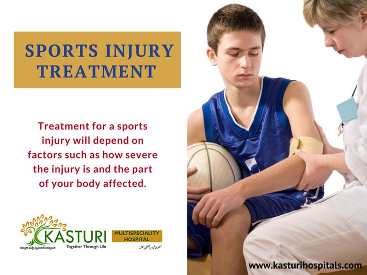 Sports injuries are injuries that occur in athletic activities or exercising. They can result from accidents, poor training technique in practice,etc. Kasturi Multi Speciality Hospitals provides best treatment for #SportsInjuries in #Hyderabad. Visit http://kasturihospitals.com/orthopaedics/