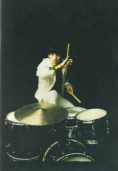 One of the sickest #drummers of all time: Keith Moon - The Who