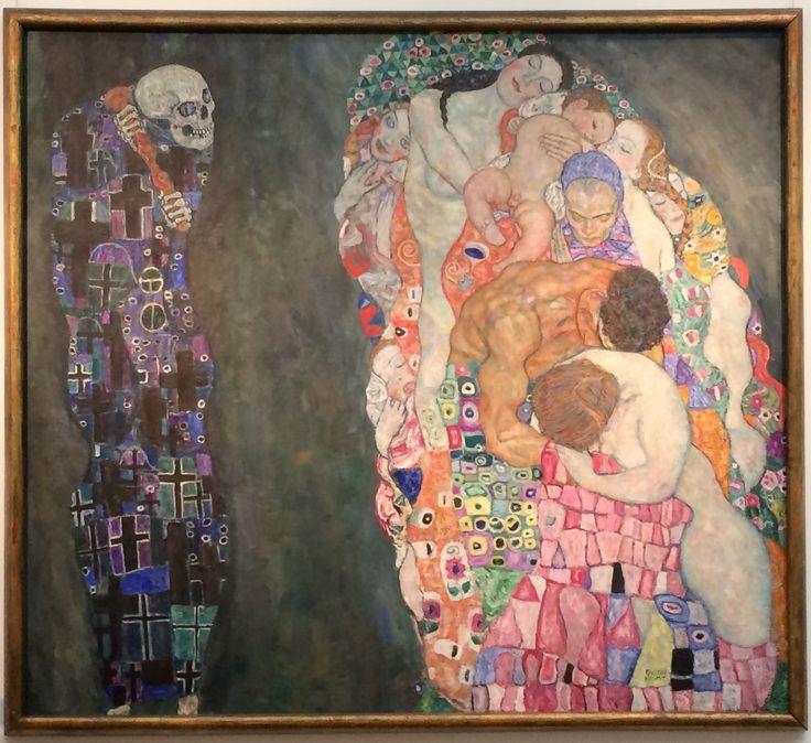Gustav Klimt, Leopold Museum, Vienna, Austria