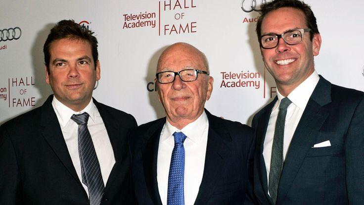 #Murdoch #Break Up #Media Empire? Annual Meeting Intrigue...