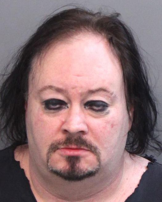 Busted! 32 More Crazy Funny Mugshots! - Team Jimmy Joe
