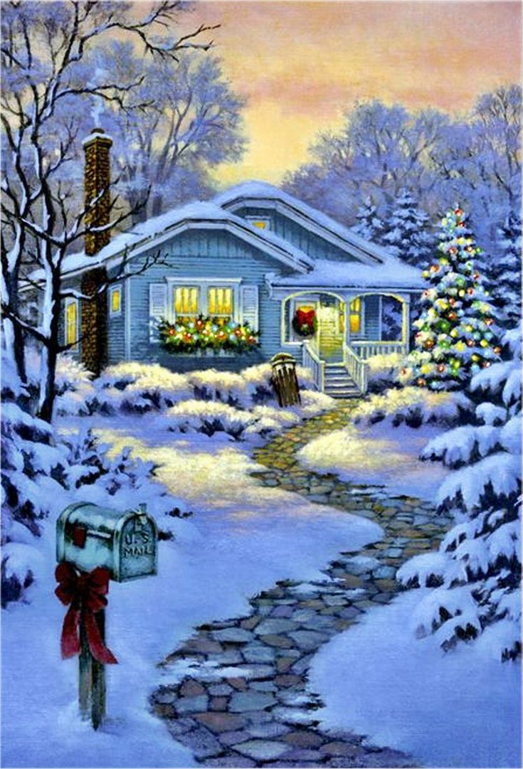 Die 47 besten Bilder zu winter auf Pinterest   Weihnachten Blau ...