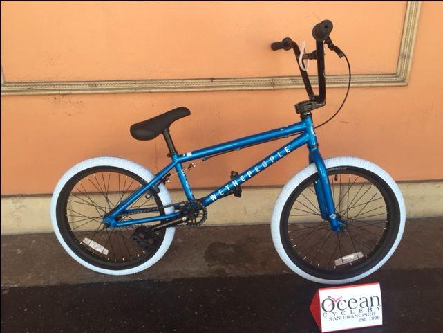 We The People Nova BMX @ Ocean Cyclery San Francisco