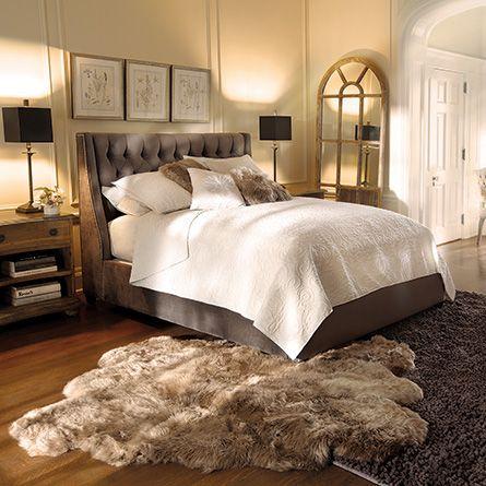 48 best Bedrooms images on Pinterest | Bed furniture, Bedroom ...