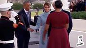 Watch REVEALED: Melania Trump's gift to Michelle Obama GIF by peterm on Gfycat. Discover more donald trump inauguration GIFs, unexpected GIFs on Gfycat.