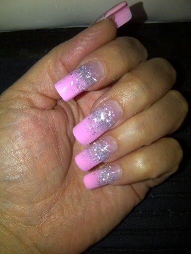 Pink icing shades