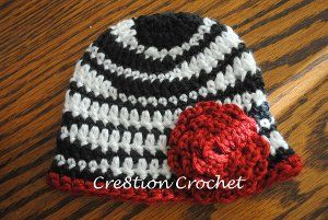 Make a #crochet baby zebra hat for your little one. Get a head start on your gift giving this year. Live somewhere cold? This hat is just what your little one needs.