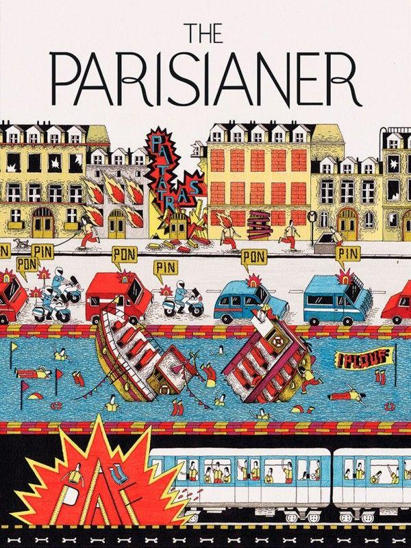 parisianer 01 600x800 The Parisianer  design art