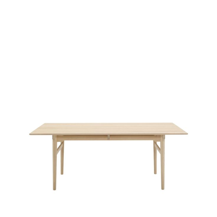 CH327 matbord - CH327 matbord - vitoljad ek, 190 cm