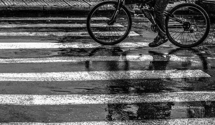 #Rainy #moments #blackandwhite #photography #elefsina #eleusis