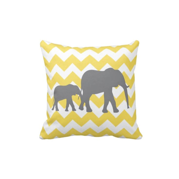 Grey Elephant Throw Pillow : 17 Best ideas about Elephant Throw Pillow on Pinterest Beauty full, Elephant decorations and ...