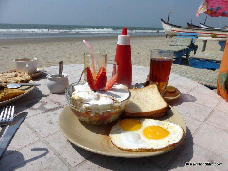 La gastronomie à Goa est excellente, elle mélange les saveurs indiennes avec l'influence portugaise. Beaucoup