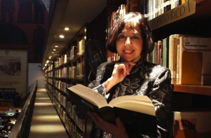 Entregan a Luce López-Baralt el Premio Internacional de Ensayo Pedro Henríquez Ureña