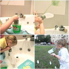 Проверенные рецепты мыльных пузырей и еще пару идей по изготовлению выдувалок для этих самых пузырей! 1 рецепт (в этом мастер-классе представлены пузыри именно по этому рецепту): - 600 гр воды + 200 гр жидкости для мытья посуды + 100 гр глицерина (продается в аптеке по цене около 30 рублей за 45 гр) 2 рецепт: - 300 гр воды + 300 гр жидкости для мытья посуды + 2 чайные ложки сахара 3 рецепт: - 0,5…