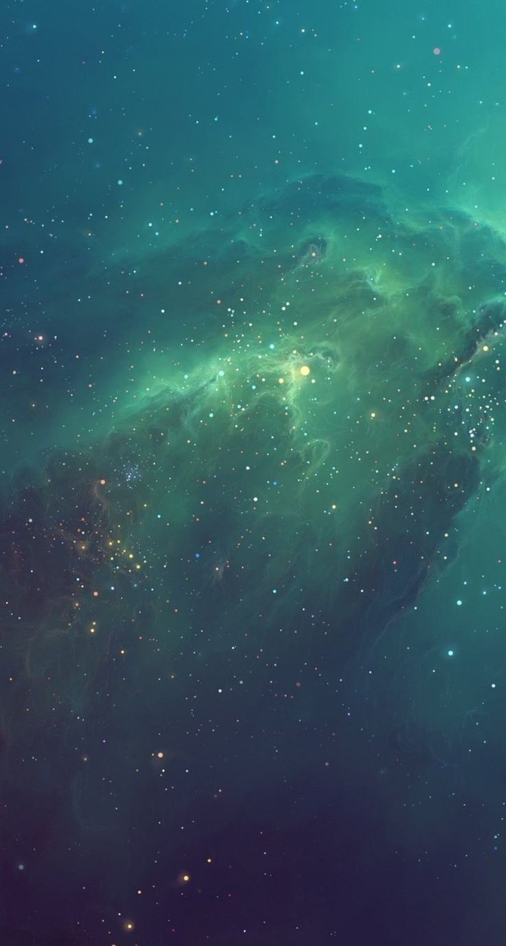 Outer Space. Tap image for more iPhone galaxy stars wallpaper!  - @mobile9…