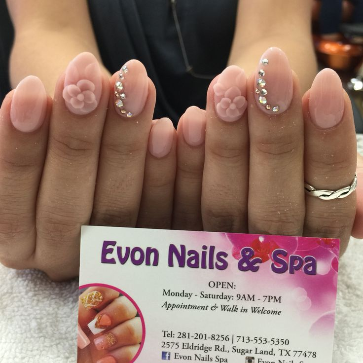 Nails by tina ~ Beautify themselves with sweet nails