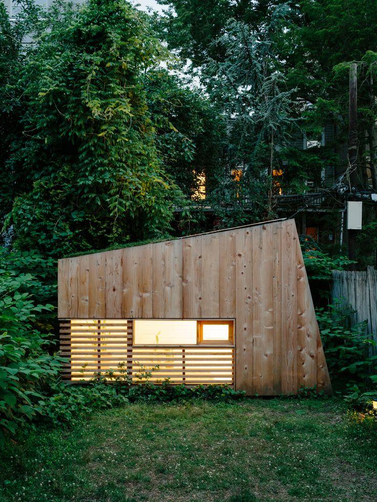 Brooklyn Garden Studio / Hunt Architecture