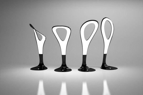 Motion Lamp by Gergő Kassai