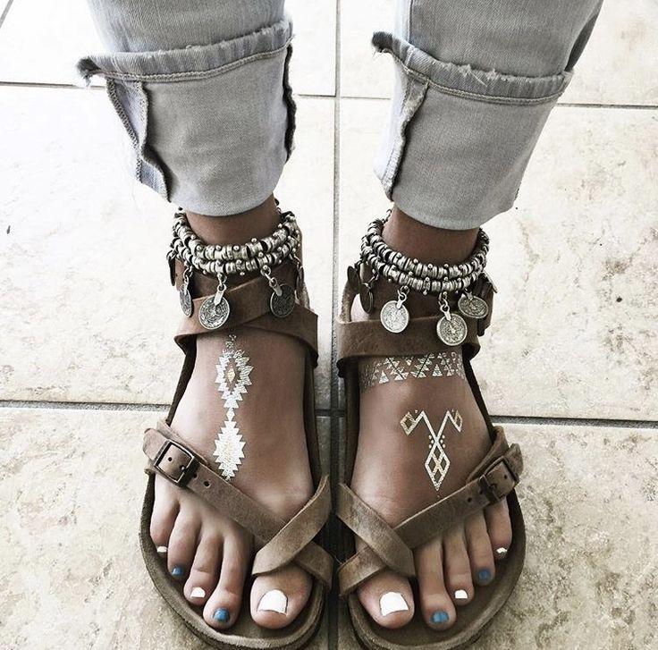 BIRKENSTOCK Mayari Fancy Feet @ruffledsnob
