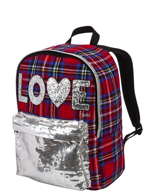 Tartan Plaid Backpack