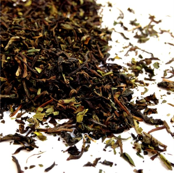 DARJEELING 1ST FLUSH Known as the champagne of teas, these young tea leaves are picked at the start of the season. The tea trees in this region yield a gorgeously delicate tea that is an absolute delight to drink.