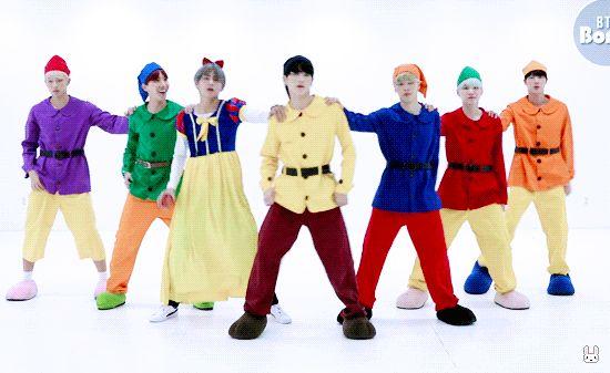 ❤️ [BANGTAN BOMB] '고민보다 GO (GOGO)' Dance Practice (Halloween ver.) - BTS (방탄소년단) ~❤️❤️