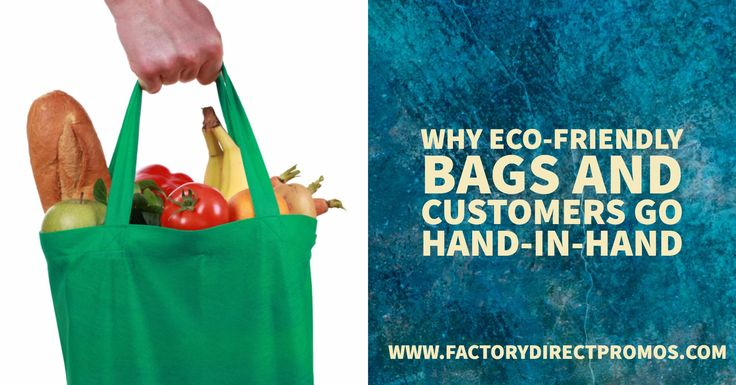 Promotional products are a necessary part of successful marketing today and eco-friendly bags are a winning choice that will help gain new customers.