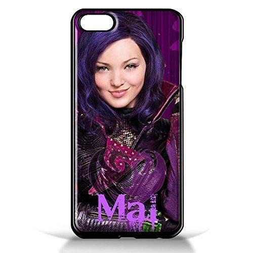 Disney Descendants TV Show mai for iPhone 5c Black case
