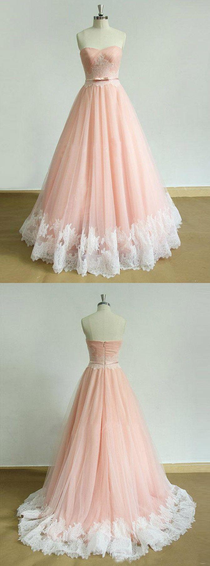 pink prom dress 2017 prom dress long prom dress