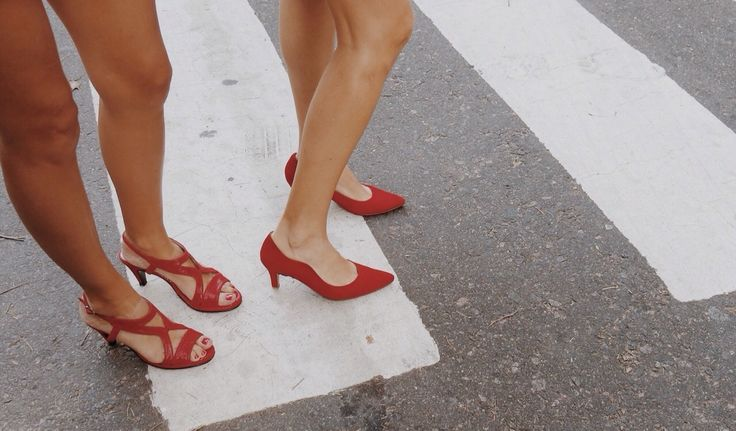 •Red Shoes• www.cameliashoes.com