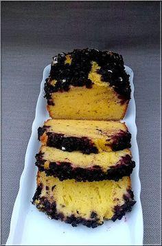 Limara péksége: Áfonyás bögrés-joghurtos süti