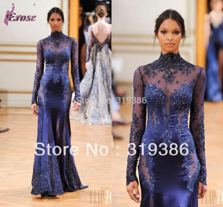 Вечернее платье русалка спагетти ремни стразы вышивка бисером ну вечеринку платья официальный платья LN-016