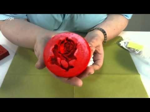 Наталья Блисс Все о использовании силиконовых молдов в работе - YouTube