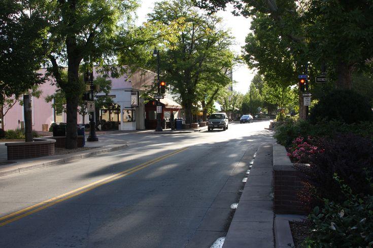 GRAND JUNCTION, Colorado CO MAIN STREET Scene Businesses