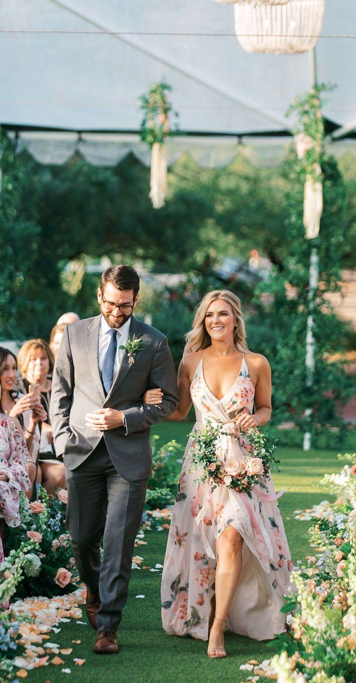 Pin On Real Weddings Bridesmaids