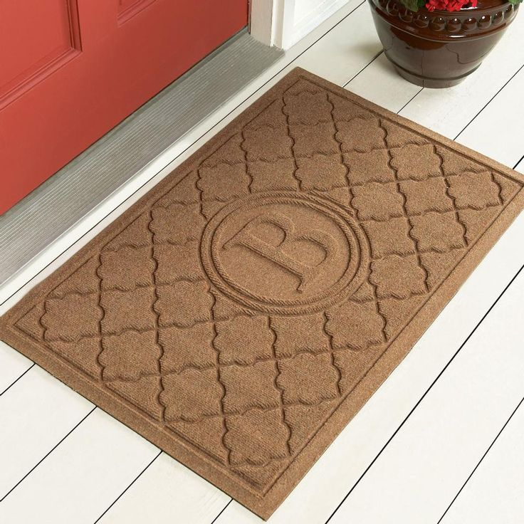 Various Factors Determine The Right Type Of Doormat You Select For Your  Homes. Think About The Foot Traffic. Entrance Doormats Also Serve As  Decorative ...