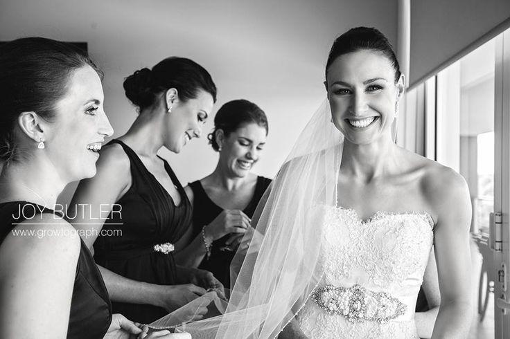 Preparation before wedding ceremony.