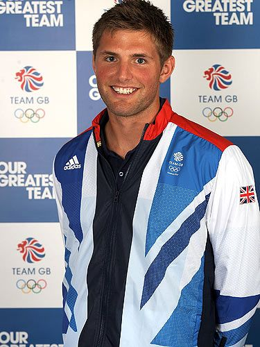 English rower Bill Lucas