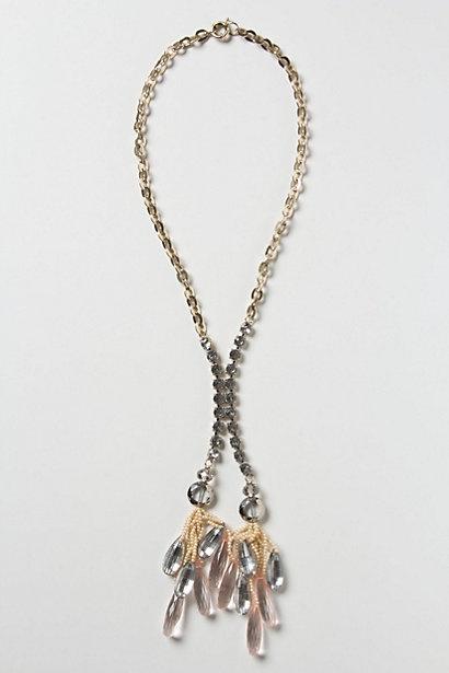 Winter Gemini Necklace #anthropologie