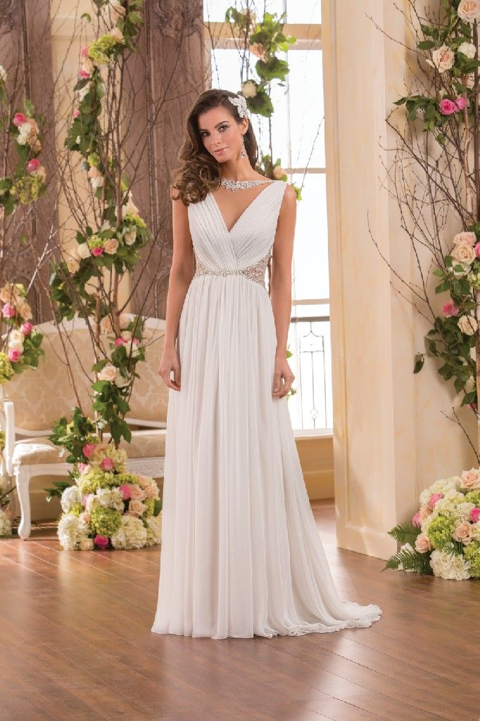 Perfect For A Destination Abroad Wedding With Diamante Detail At The Sides This Dress Is Just