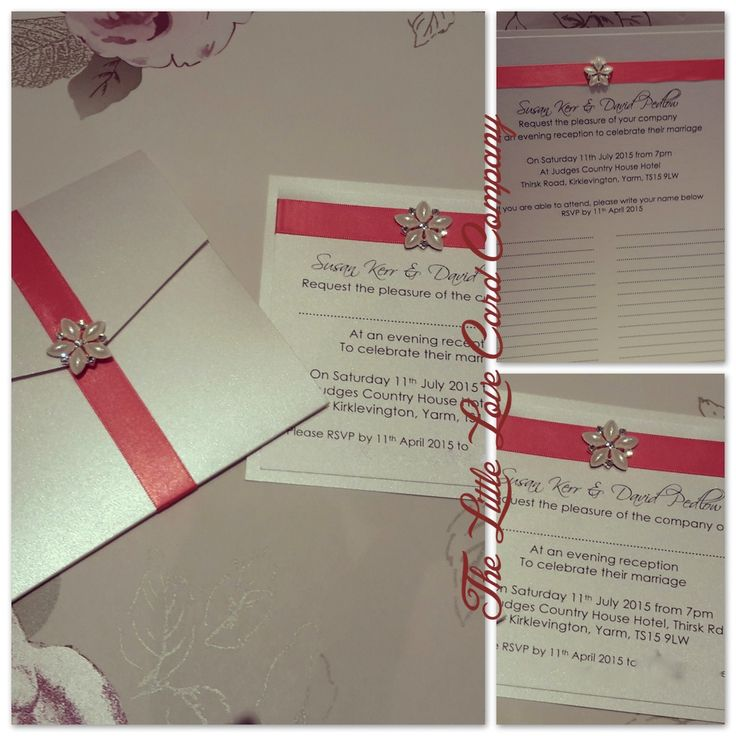 Personalised bespoke wedding stationery for your special