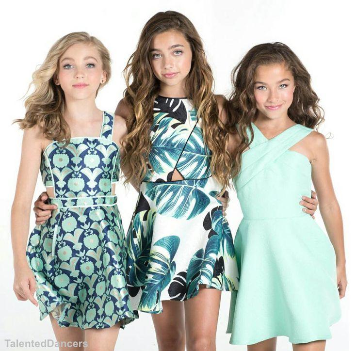 #RumfalloBrynn modeled for miss behave girls