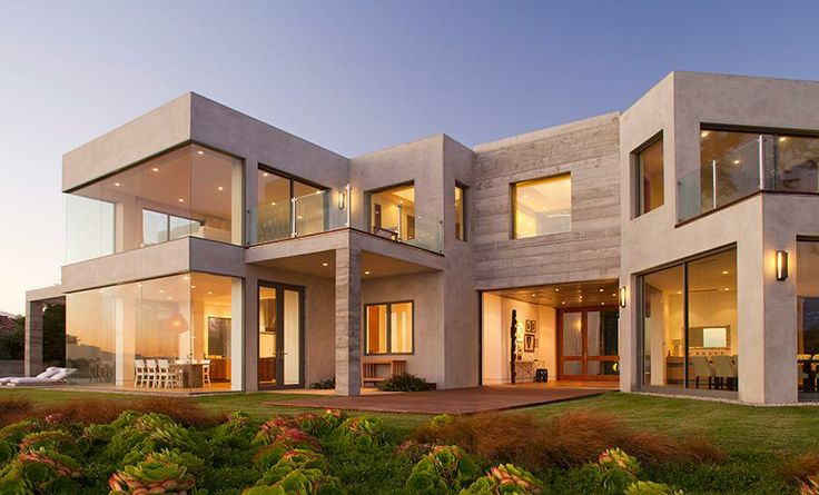 7377 Birdview Residence by Burdge & Associates #Architects