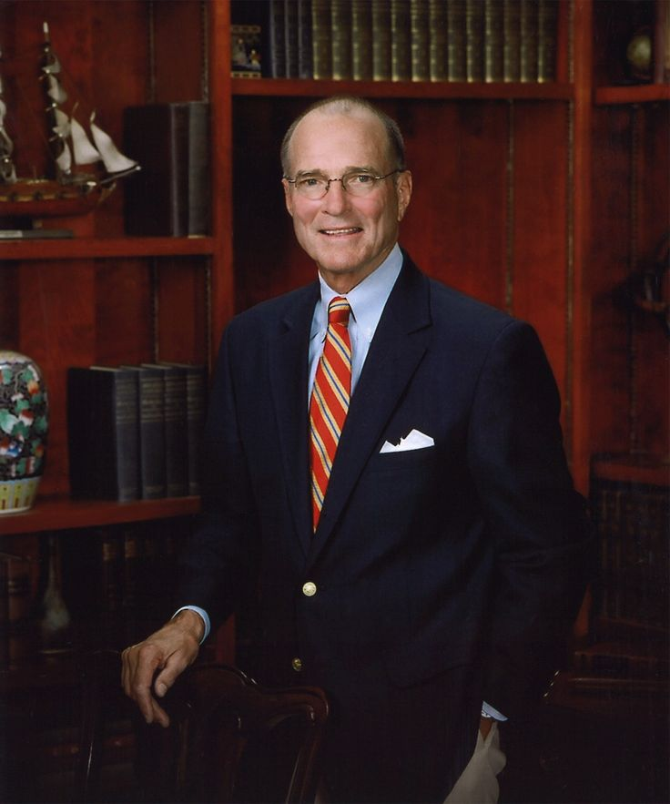 Charles A. Smithgall III, Tech '65 A member of